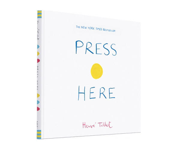 Press-Here-Book